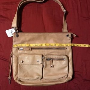 NWT Fossil purse shoulder bag hand bag